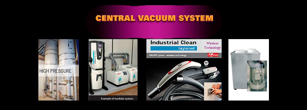 central-vacuum